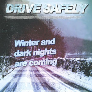 Winter & Dark Nights Are Coming – Drive Safely in Sussex