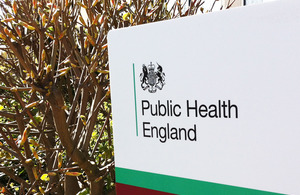Flooding and Public Health England