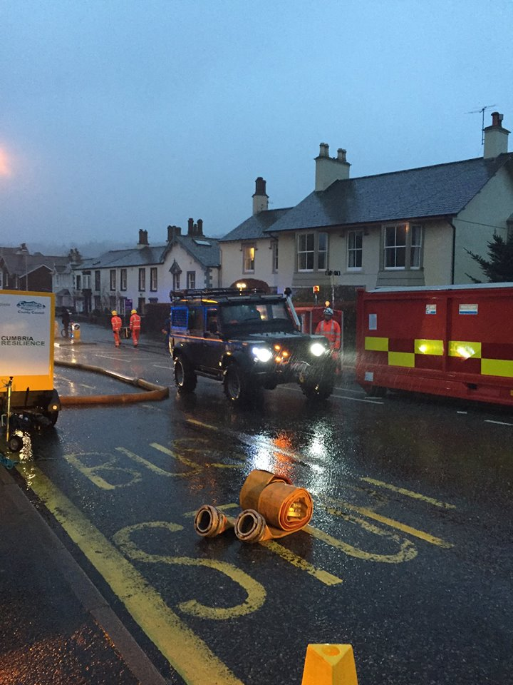 Irresponsible Drivers Putting Themselves At Risk In Floods