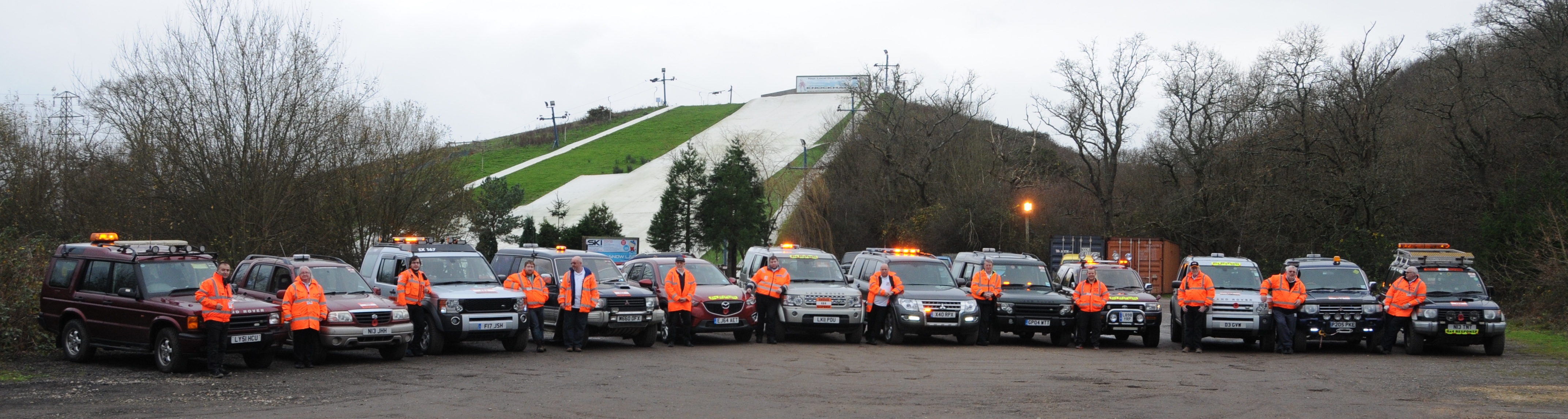 Sussex 4×4 Response charity ready for winter – Interview 2015