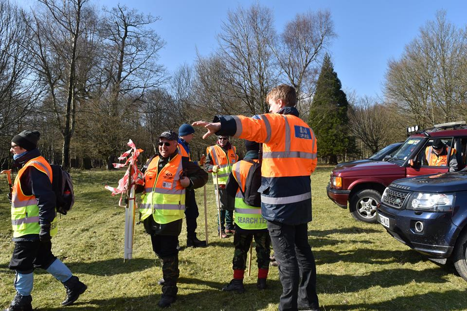 Multi Agency Exercise – OperationLandscape March 2016